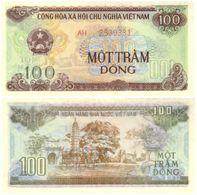 Vietnam - Viet-Nam 100 Dong 1991 Pick 105.b UNC - Vietnam
