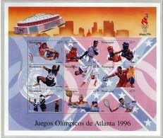 Nicaragua / Olympic Games Atlanta 1996 / Basketball, Baseball, Boxing, Volleyball, Waterpolo, Judo, Handball, Tennis - Ete 1996: Atlanta
