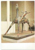 V1618 Mario Marini - Ruiter En Paard - Sculpture Scultura / Non Viaggiata - Sculture