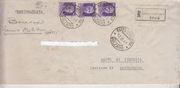 Storia Postale Regno Racc. Sesto Di Pusteria 1941 - 1900-44 Victor Emmanuel III