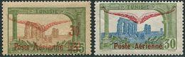 Tunisie 1919/20. Michel #69/70 VF/MNH. (Ts48) - Poste Aérienne