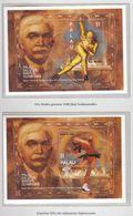 Palau 1994 / Olympic Games Lillehammer / Pierre De Coubertin / Heiden, Witt - Winners - Hiver 1994: Lillehammer