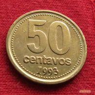 Argentina 50 Centavos 1993 KM# 111.1 Argentine - Argentine