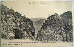 CPA Années 1920 TUNNEL DE LA SCHLUCHT - ROUTE DE MUNSTER-GERARDMER - Quasi Neuve - Gerardmer