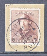 BELGIUM  133   (o)  ON PIECE - Belgium