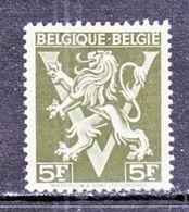BELGIUM  336   * - Belgium