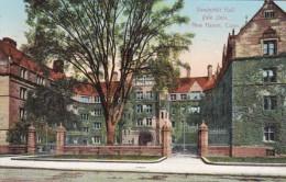 Connecticut New Haven Vanderbilt Hall Yale University 1908 - New Haven