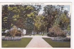 Connecticut New Britain Franklin Square Park - New Britain