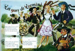 Les Gars De Locmine 1971  CPM Ou CPSM - Locmine