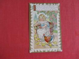 Embossed  Curly Lock, Curly Locks  Ref 2839 - Fairy Tales, Popular Stories & Legends