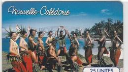 CARTE TELEPHONIQUE 25 UNITES....NOUVELLE CALEDONIE - New Caledonia