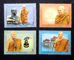 Thailand Stamp 2011 100th Ann Of Panyananda Bhikkhu - Tailandia