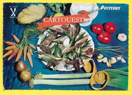 CPSM Recette Cuisine - LA SOUPE DE POISSONS  - - Recettes (cuisine)