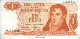 Argentinien Pick-Nr: 293 Bankfrisch 1974 1 Pesos - Argentine