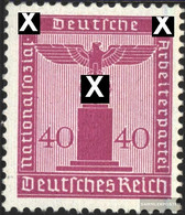 German Empire D165 Unmounted Mint / Never Hinged 1942 Service Mark - Germany