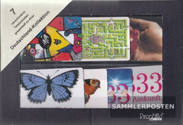 Germany 7 Different Phonecards - Albanie