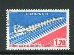 FRANCE- Poste Aérienne Y&T N°49- Oblitéré - 1960-.... Matasellados