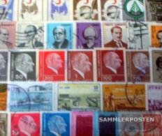 Turkey 100 Different Stamps - 1921-... Republic