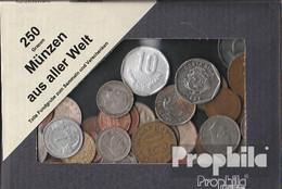 Alle Welt 250 Gramm Münzkiloware - Coins & Banknotes