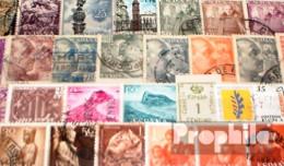 Spanien 100 Verschiedene Marken - Spanien