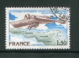 FRANCE- Poste Aérienne Y&T N°51- Oblitéré - Posta Aerea