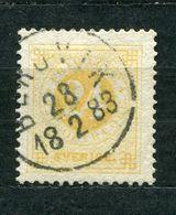 Schweden Nr.23 B              O  Used                       (1035) - Svezia
