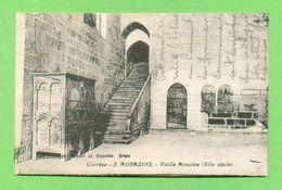 CPA FRANCE 19  ~  AUBAZINE  ~  3  Vieille Armoire XIIe Siècle  ( Bessot & Guionie 1931 )  2 Scans - Autres Communes