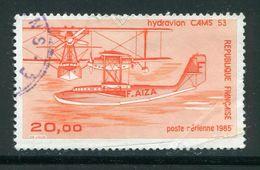 FRANCE- Poste Aérienne Y&T N°58- Oblitéré - Poste Aérienne