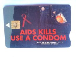 Aids Kills - Zuid-Afrika