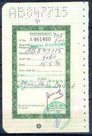R10- Endorsement Page Of Pakistan Passport. - Pakistan