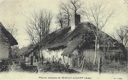 1915- WWI - C P A D'un Soldat Belge Sans Doute Réfugié à Mailly Le Camp ( Aube ) - Belgisch Leger