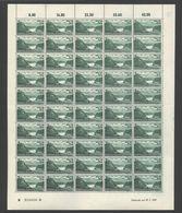 Rheinland-Pfalz,Nr.14,29.7.1947,B,gefaltet (M6) Franz.Zone-Bogen - Französische Zone