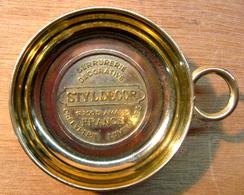TATE-VIN OU TASTE-VIN SERRURERIE DECORATIVE STYLDECOR 18200 ST AMAND FRANCE ORFEVRERIE LUMINAIRES - Other Collections