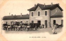 Algérie - SIDI-BEL-ABBES - La Gare - Sidi-bel-Abbes