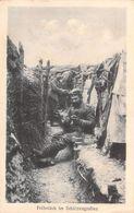 Germany Deutschland WW1 WWI  Frühstück Im Schützengraben Publisher: Karl Voegels   FREE SHIPPING WORLDWIDE - Weltkrieg 1914-18