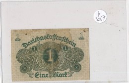 Billets -B3067 - Allemagne -1 Mark 1920 (type, Nature, Valeur, état... Voir  Double Scan) - [ 3] 1918-1933: Weimarrepubliek