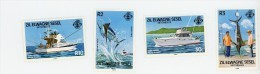 Seychelles Zil Elwagne-Espadon-Pêche-YT 97/100***MNH - Fishes