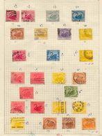 Timbres De Western Australia - 1854-1912 Western Australia
