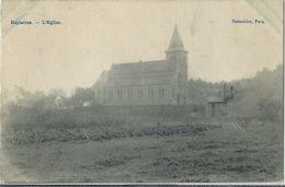 Espierres.   -   L' Eglise    1907  Warcoing   Naar   Pottes - Spiere-Helkijn