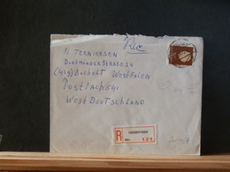 74/507   AANGETEKENDE BRIEF NEDERLAND  1967 - Period 1949-1980 (Juliana)