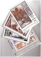 19 Cartoline + Erinnofilo Su ITALIA A LAVORO Emesse Dal Poligrafico Dello Stato - 6. 1946-.. Republic