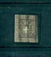Toskana,Kreuzwappen, Nr. 19  Gestempelt - Tuscany