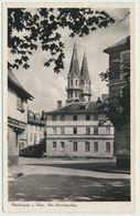 AK  Meiningen Am Nonnenplan 1947 - Meiningen
