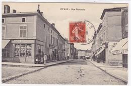 Meuse - Etain - Rue Nationale - Verdun