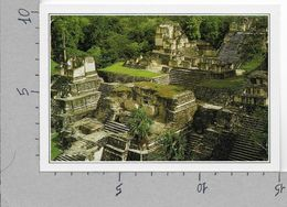 CARTOLINA NV DE AGOSTINI - GUATEMALA - Tikal - L'Antica Città Maya - Vedute Dal Mondo - 10 X 15 - Guatemala