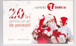 Moldova ,  Moldavie , Moldau ,  SIM , GSM , UNITE , Limited Printed , Rare , New - Moldavie
