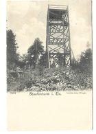 WASSERBOURG  WINTZENHEIM  STAUFFENTURM  1908 - Munster