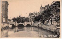 Nethe Binnenstad Fotokaart - Lier