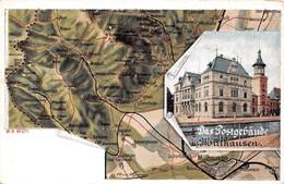Mulhouse (68) - Das Postgebäude In Mülhausen - Mulhouse