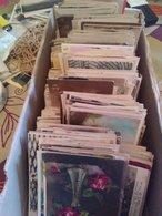 Lot De + 800 Cartes Fantaisie - Cartes Postales